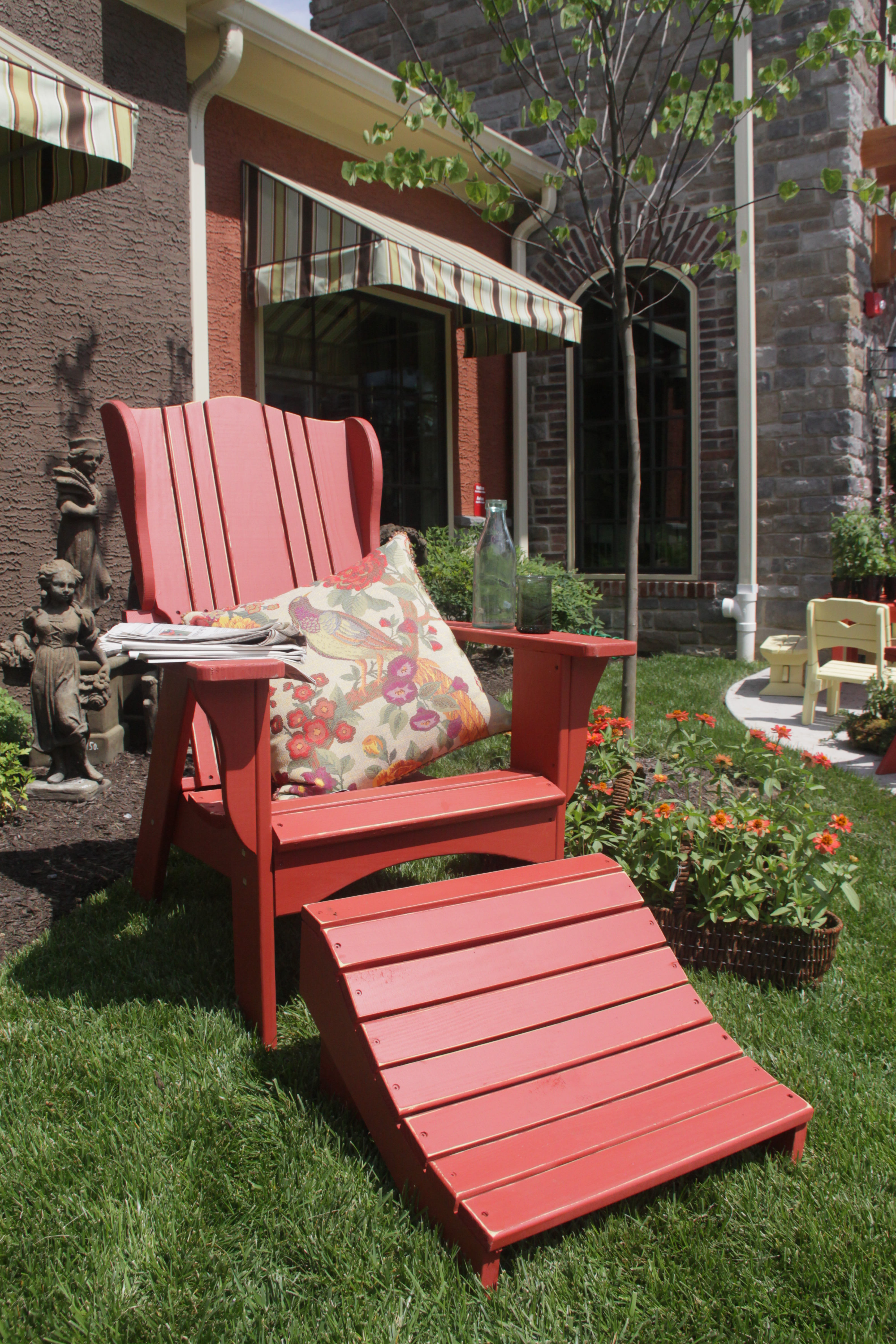 nantucket adirondack chair plans – furnitureplans