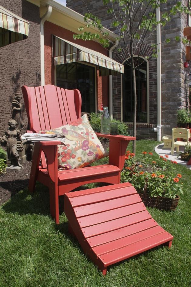 Original Adirondack Chair Plans Plans Diy How To Make