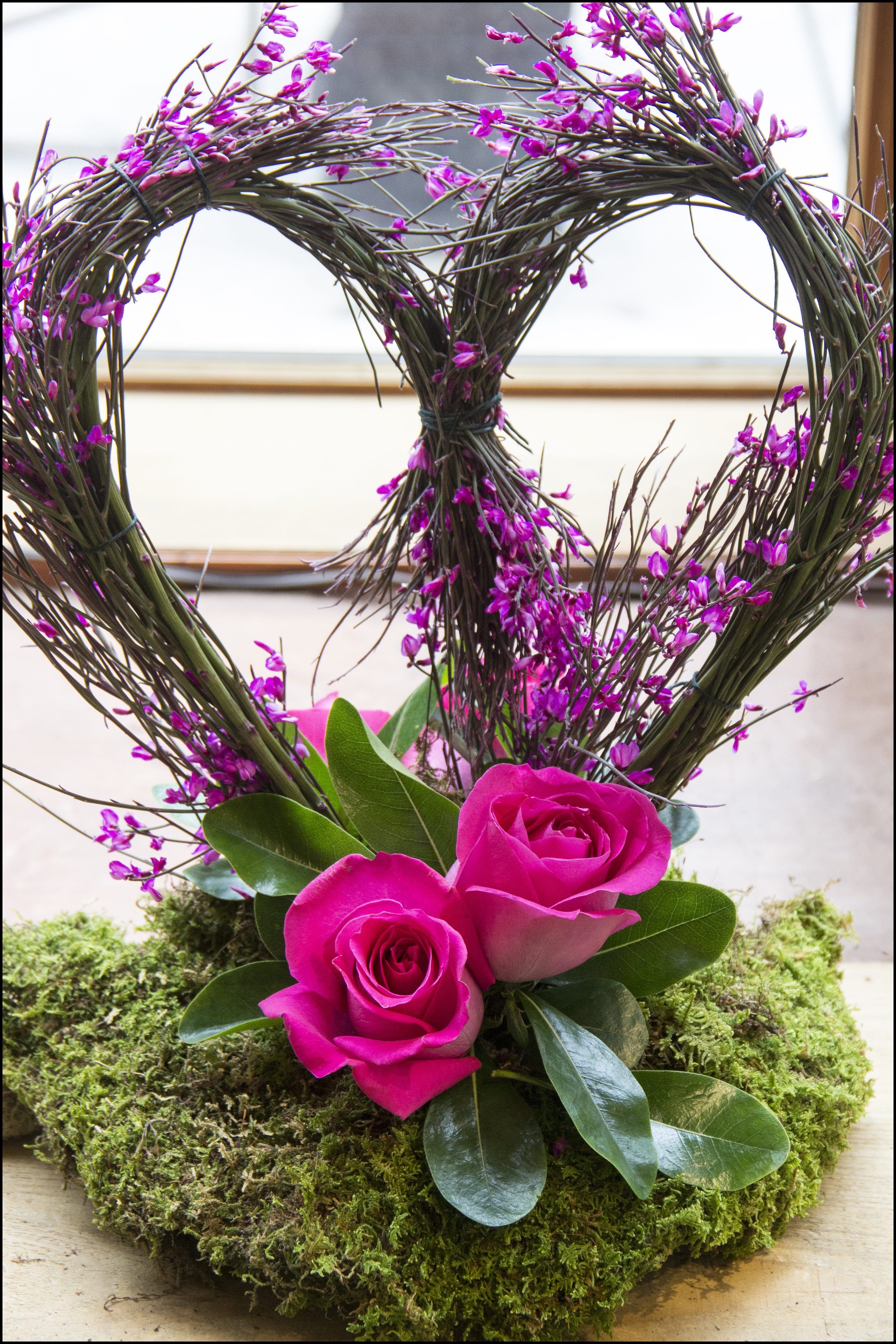 Valley forge flowers exceeding expectations - Fleur en forme de coeur ...